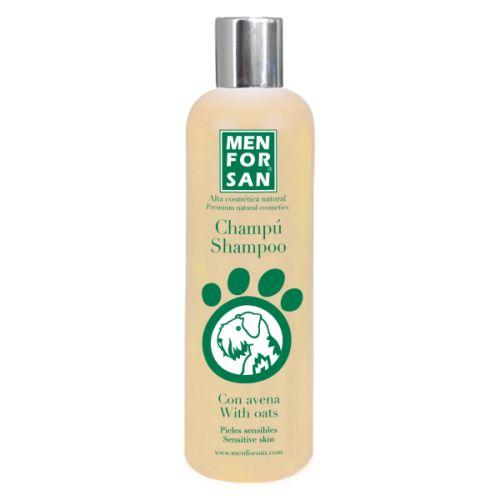 Menforsan Přírodní šampon pro citlivou pokožku pro psy 300 ml
