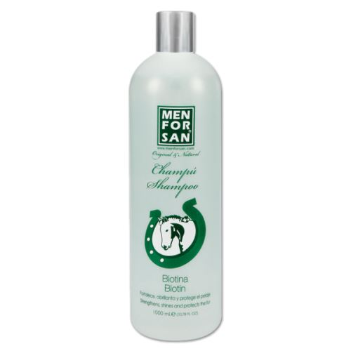Menforsan Šampon s biotinem pro koně 1000 ml