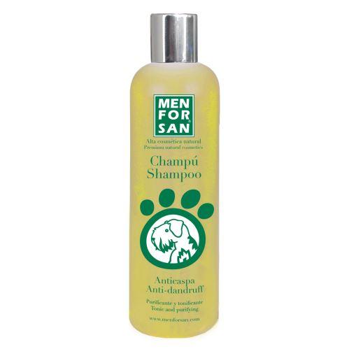 Menforsan Šampon proti lupům pro psy 300 ml