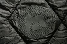 Maelson Cestovní deka + autopotah - černo-béžový - 200 x 150 cm