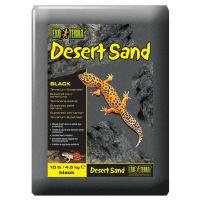 Písek EXO TERRA pouštní černý 4,5 kg