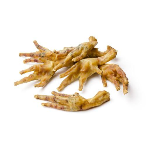Drůbeží pařáty - sušené pamlsky pro psa Argi 1 kg