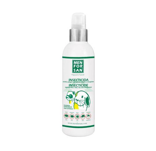 MenForSan Antiparazitní a repelentní sprej pro fretky a hlodavce 125 ml