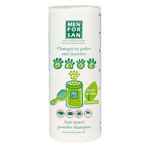 Menforsan Práškový šampon s repelentem pro domácí mazlíčky 250 g