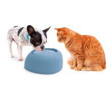 IMAC Fontána pro kočky a psy 220 V - 2000 ml - šedá - D 32 x Š 28 x V 13 cm