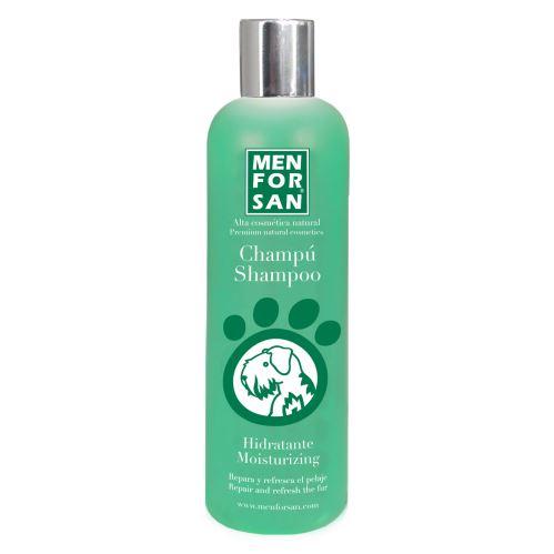Menforsan Hydratační šampon se zeleným jablkem pro psy 300 m