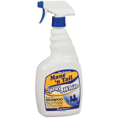 MANE 'N TAIL Shampoo Spray 'n White 946 ml